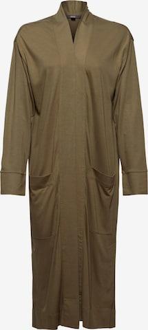 Manteau en tricot Esprit Collection en vert