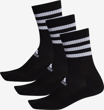 ADIDAS PERFORMANCE Calcetines deportivos en negro / blanco, Vista del producto