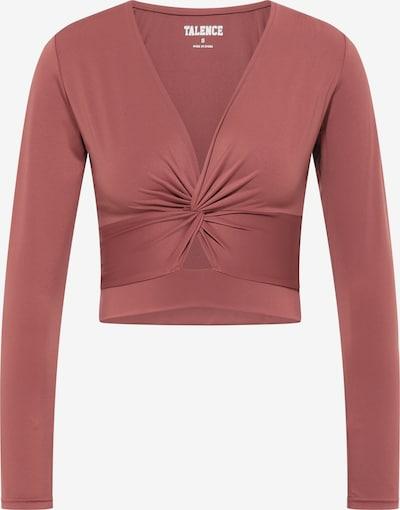 TALENCE T-Shirt in pastellrot, Produktansicht