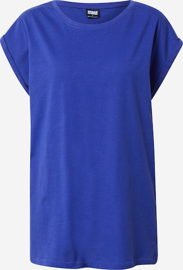 Urban Classics T-Shirt 'Extended Shoulder' in lila, Produktansicht