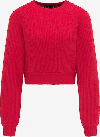 faina Pullover in Rot