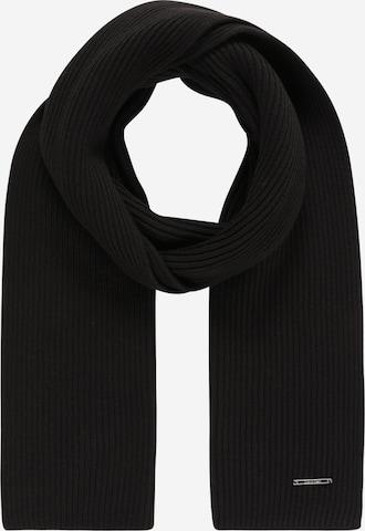 Écharpe Calvin Klein en noir