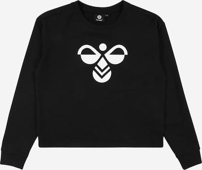 Hummel Sweatshirt 'CINCO' in schwarz / weiß, Produktansicht