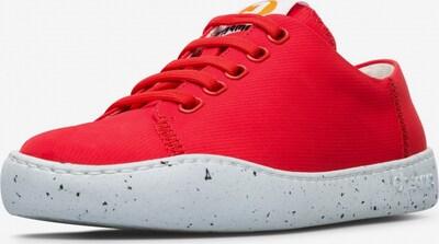 CAMPER Sneaker ' Peu Touring ' in rot, Produktansicht