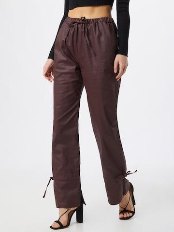 NU-IN Jeans in Bruin