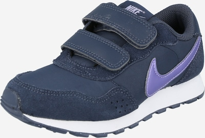 Nike Sportswear Sneakers 'Valiant' in Navy / Purple, Item view