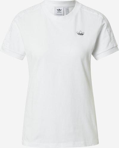 ADIDAS ORIGINALS T-Shirt in weiß, Produktansicht
