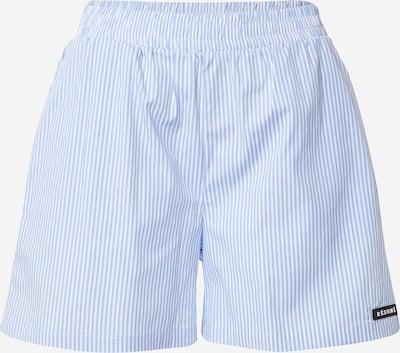 Résumé Trousers 'Ellen' in Blue / White, Item view
