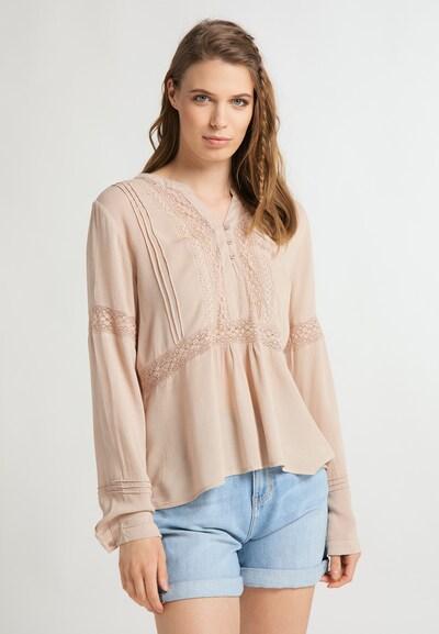 usha FESTIVAL Bluse in beige, Modelansicht