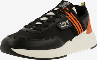 FRANKLIN & MARSHALL Sneaker 'ALPHA MATCH' in schwarz, Produktansicht