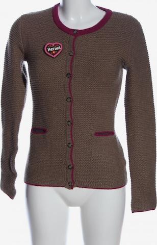 DELICATELOVE Sweater & Cardigan in S in Brown