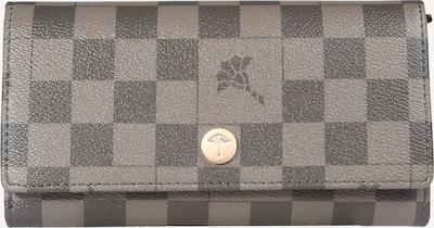 JOOP! Porte-monnaies en or / gris foncé, Vue avec produit