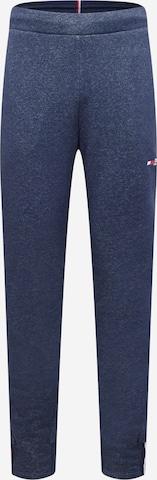 Tommy Sport Sportsbukser i blå