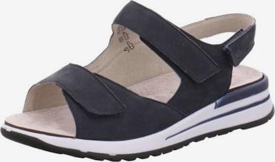WALDLÄUFER Sandale in dunkelblau, Produktansicht