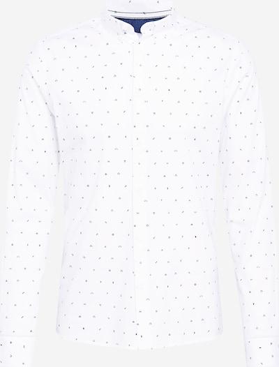 !Solid Hemd 'Pham' in marine / weiß, Produktansicht