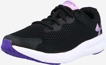UNDER ARMOUR Sports shoe 'GGS Charged Pursuit 2 BL' in Black