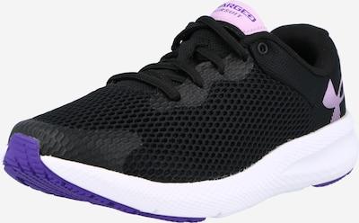 UNDER ARMOUR Chaussure de sport 'GGS Charged Pursuit 2 BL' en violet / noir, Vue avec produit