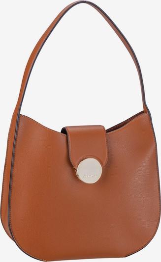 Calvin Klein Schultertasche in karamell / gold / schwarz, Produktansicht