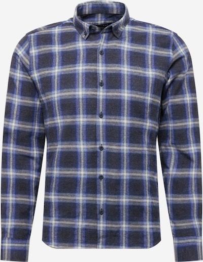 Trendyol Hemd in indigo / royalblau / weiß, Produktansicht