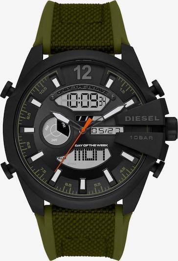 DIESEL Uhr in grün / schwarz, Produktansicht