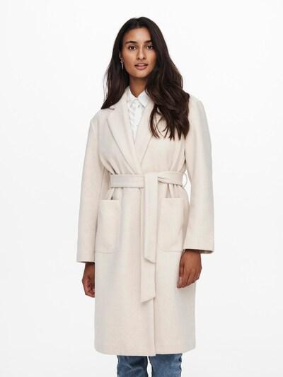 Palton de primăvară-toamnă ONLY pe bej, Vizualizare model