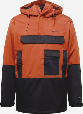 COLUMBIA Sportjacke in Gelb