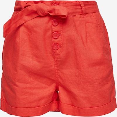 Q/S designed by Pantalon en rouge, Vue avec produit