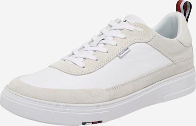 Sneaker low TOMMY HILFIGER pe bej / alb, Vizualizare produs