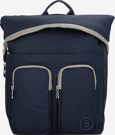 BOGNER Rugzak 'Illa' in de kleur Donkerblauw, Productweergave