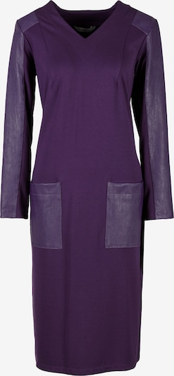 HELMIDGE A-Linien-Kleid in lila, Produktansicht