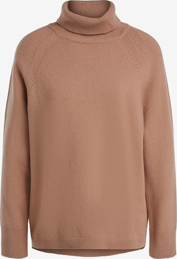 SET Pullover in camel, Produktansicht