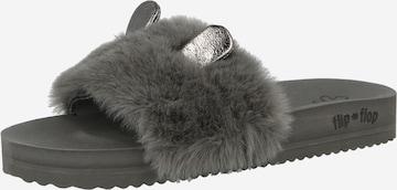 FLIP*FLOP Hausschuh i grå