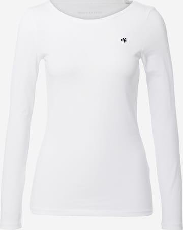 Marc O'Polo Shirt in Weiß