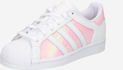Sneaker bassa 'SUPERSTAR' ADIDAS ORIGINALS di colore rosa / bianco, Visualizzazione prodotti