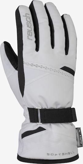 REUSCH Fingerhandschuh 'Hannah R-TEX® XT' in schwarz / weiß, Produktansicht