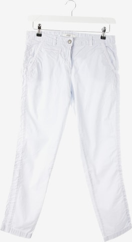0039 Italy Pants in M in Blue