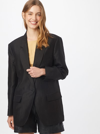 The Kooples Blazer in schwarz, Modelansicht