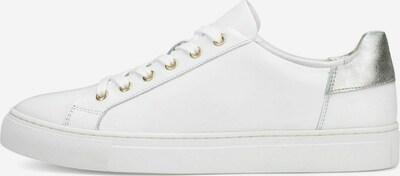 COX Sneaker in silber / weiß, Produktansicht