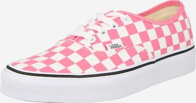VANS Zapatillas deportivas bajas 'UA Authentic' en rosa, Vista del producto