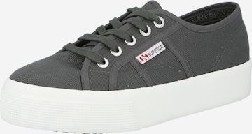 SUPERGA Sneaker in Grau