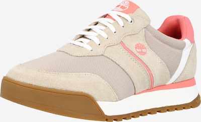 TIMBERLAND Sneaker 'Miami Coast' in hellbeige / pink / weiß, Produktansicht