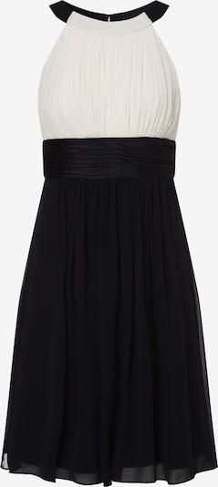 Marie Lund Kleid in schwarz / weiß, Produktansicht