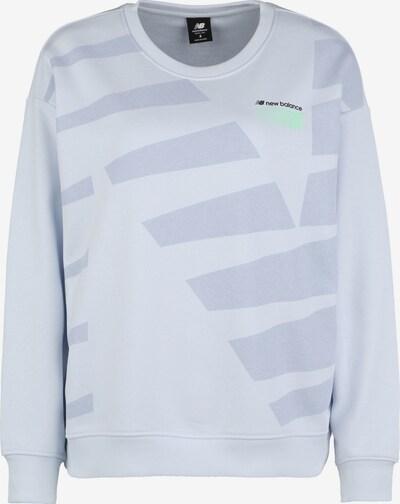 new balance Sport Style Optiks Crew Sweatshirt Damen in grau: Frontalansicht