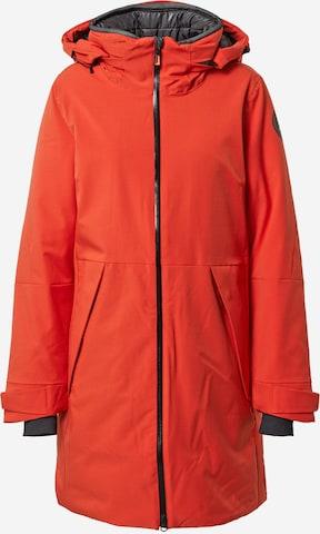 ICEPEAK Winter Parka 'Breda' in Orange