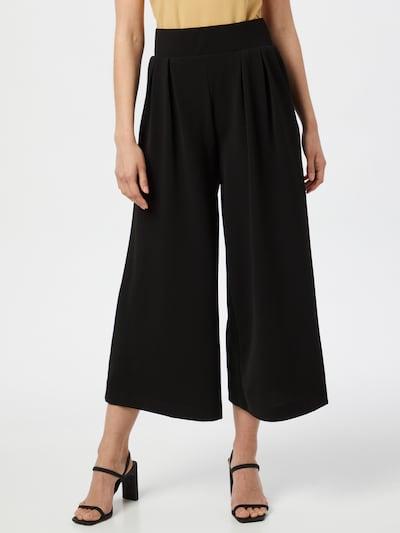 VERO MODA Pantalón 'Francis' en negro, Vista del modelo