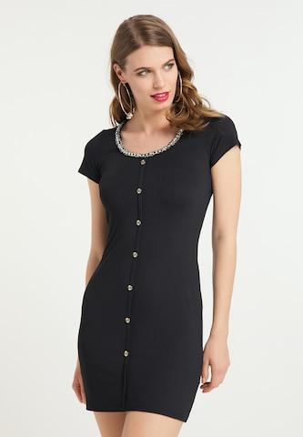 faina Dress in Black