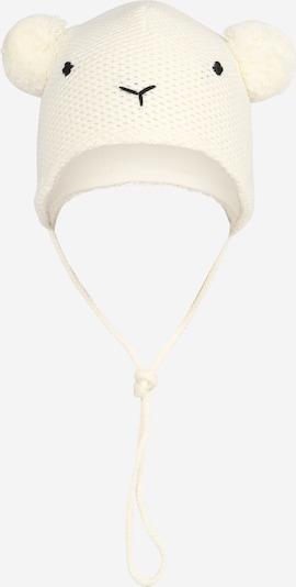 DÖLL Mütze in schwarz / weiß, Produktansicht