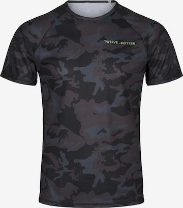 Twelvesixteen 12.16 Shirt in Black