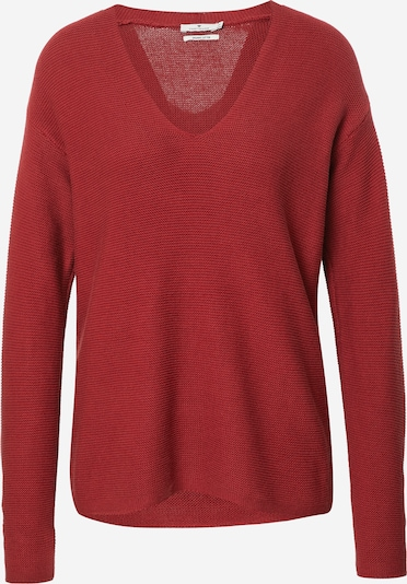 TOM TAILOR Sweater in Dark red, Item view