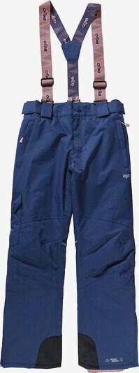 BEjO Skihose 'HOMER II ' in blau, Produktansicht